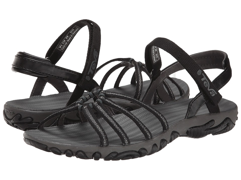 Teva Kayenta Vega Black Womens Sandals