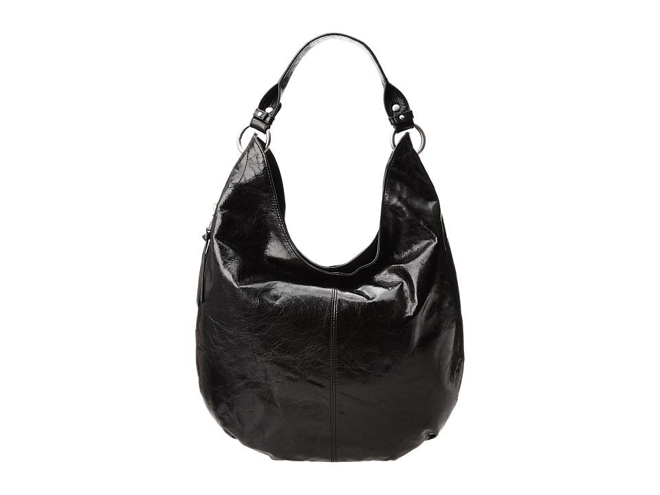 Hobo - Gardner (Black) Hobo Handbags