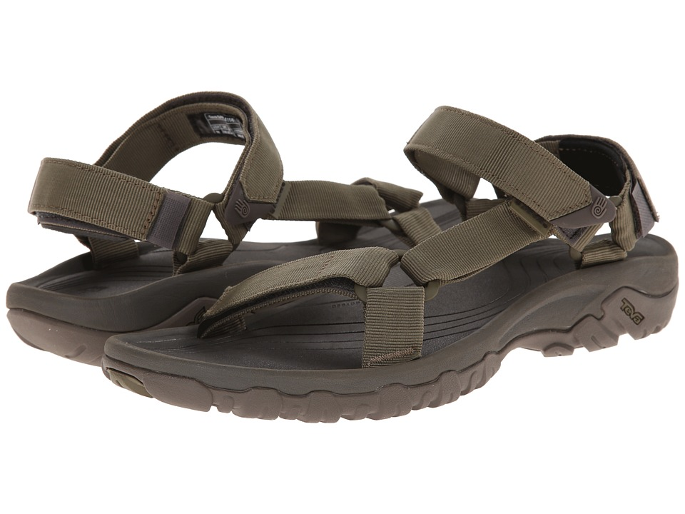 Teva Hurricane XLT Dark Olive Mens Shoes