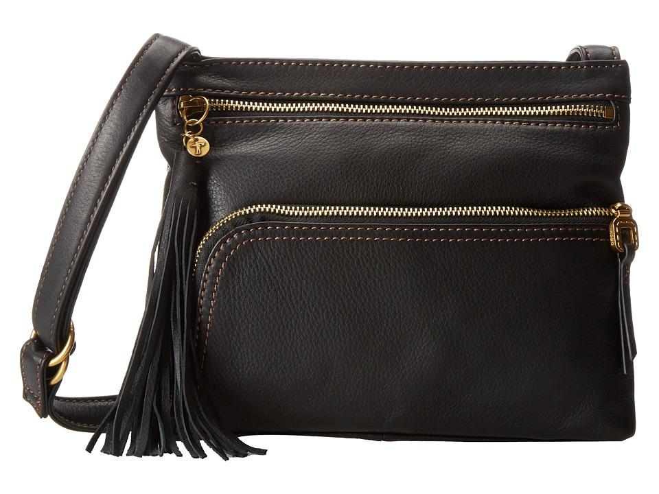Hobo - Cassie (Black) Cross Body Handbags