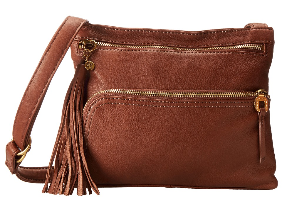 Hobo - Cassie (Brandy) Cross Body Handbags