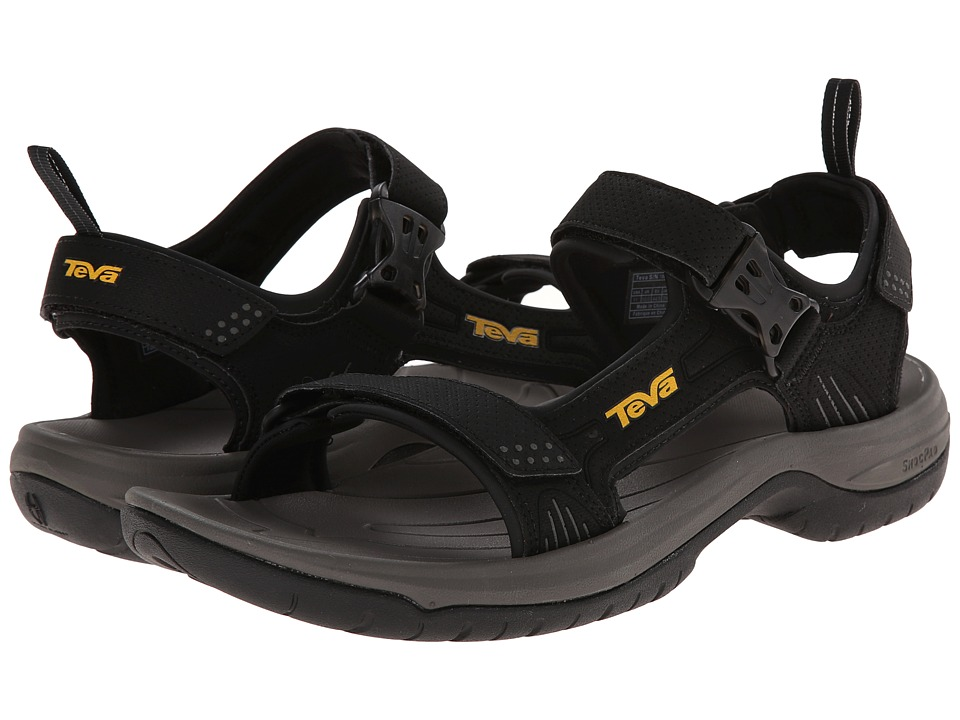 Teva - Holliway (Black) Men's Sandals