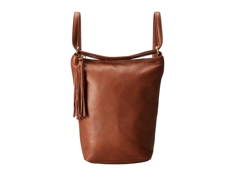 Hobo - Blaze (Brandy) Shoulder Handbags