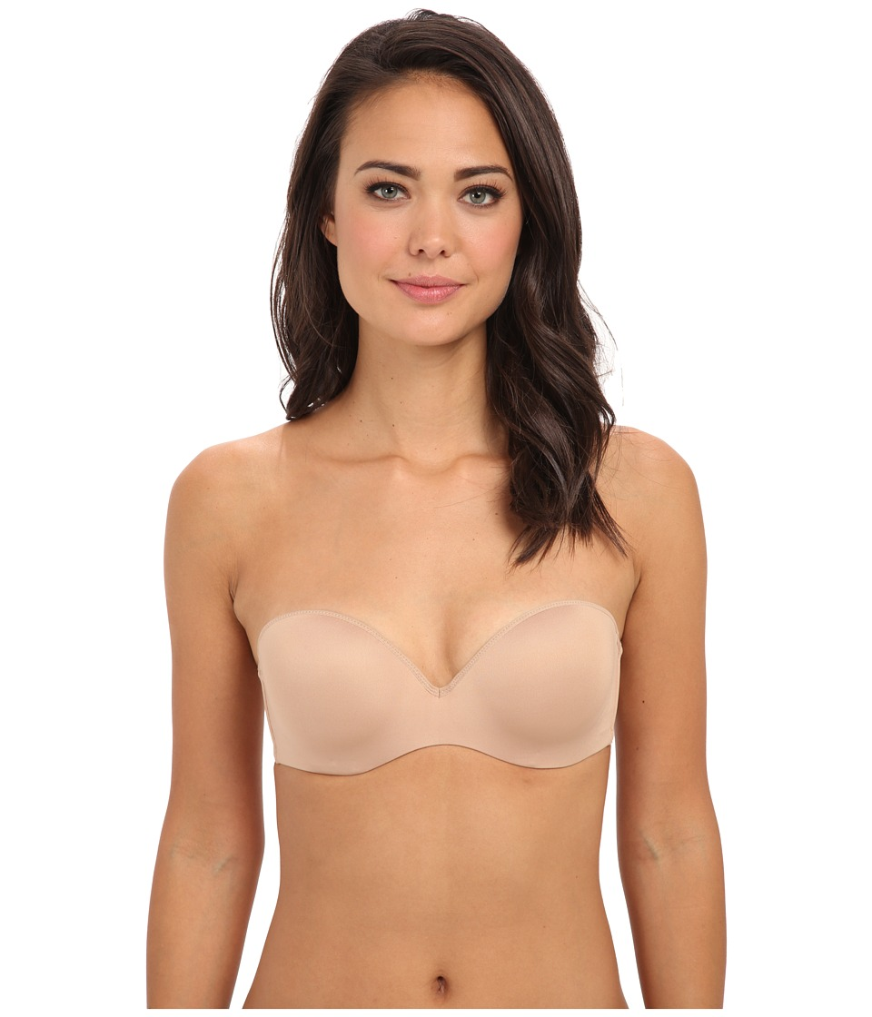 Le Mystere - Sculptural Strapless Push Up Bra 2755
