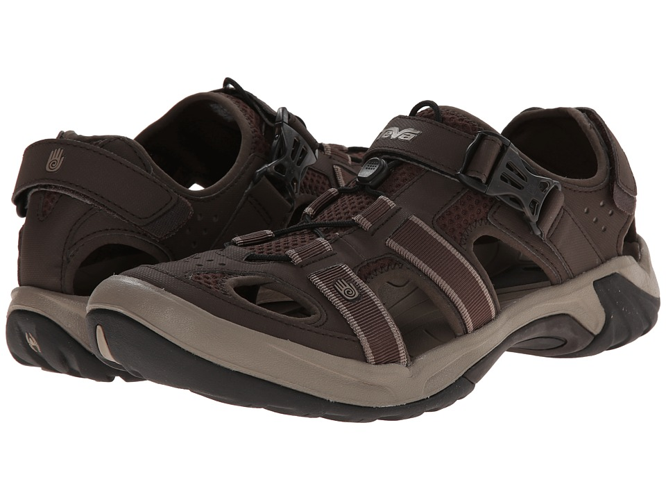 Teva Omnium Turkish Coffee Mens Sandals