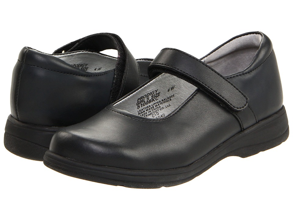 School Issue Prodigy Toddler/Little Kid/Big Kid Black Girls Shoes