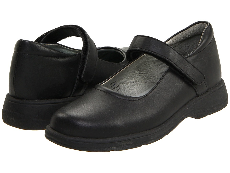 School Issue Prodigy Adult Black Girls Shoes