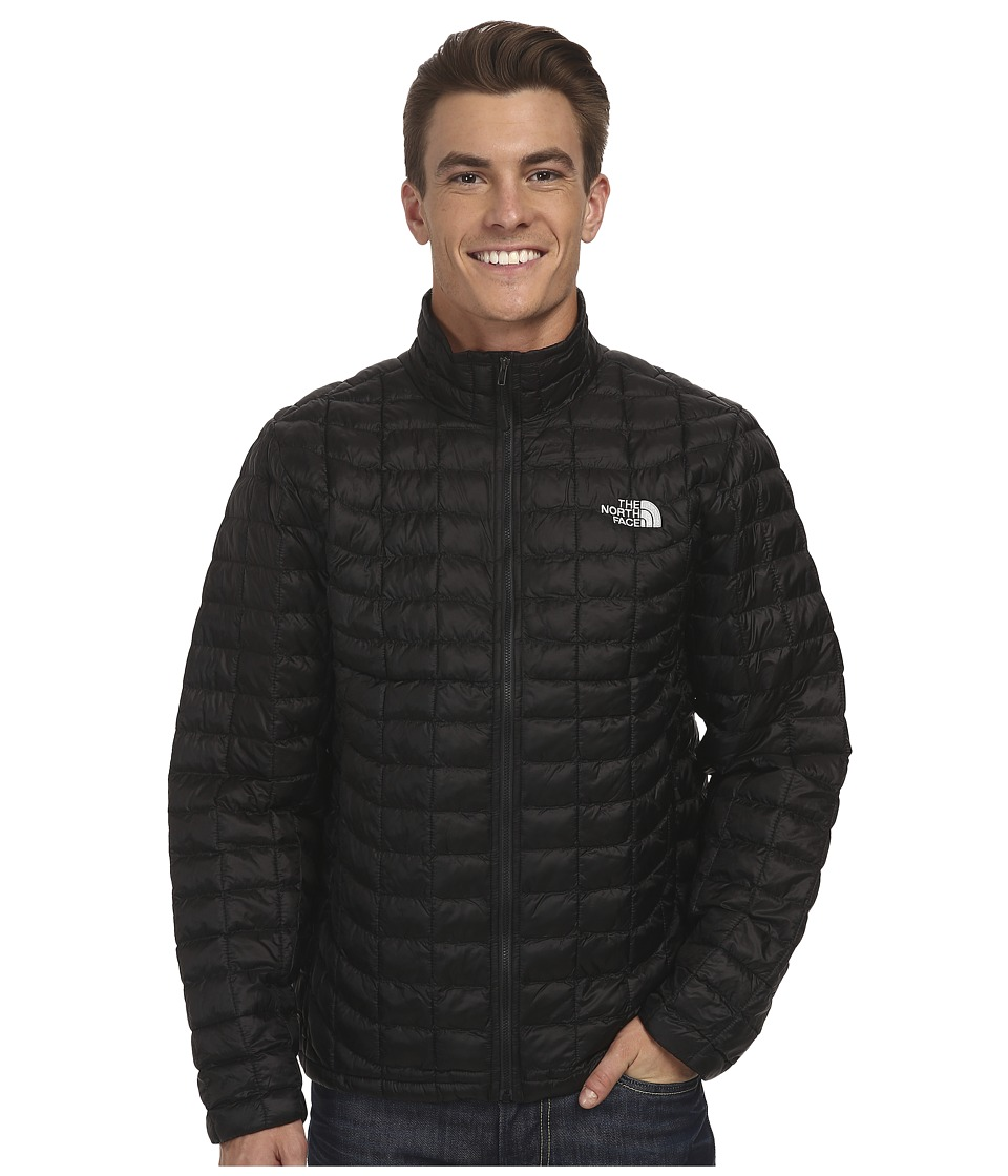 The North Face - ThermoBall Full Zip Jacket (TNF Black 2) Men