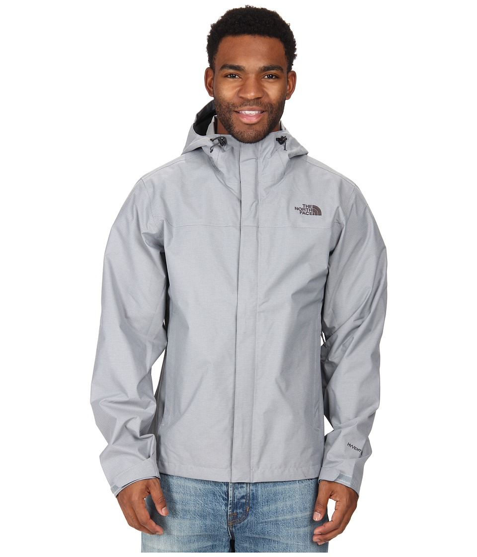 The North Face Venture Jacket Mid Grey Heather Mens Jacket