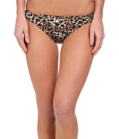 Christin Michaels - Nesoi Leopard Bikini Bottoms