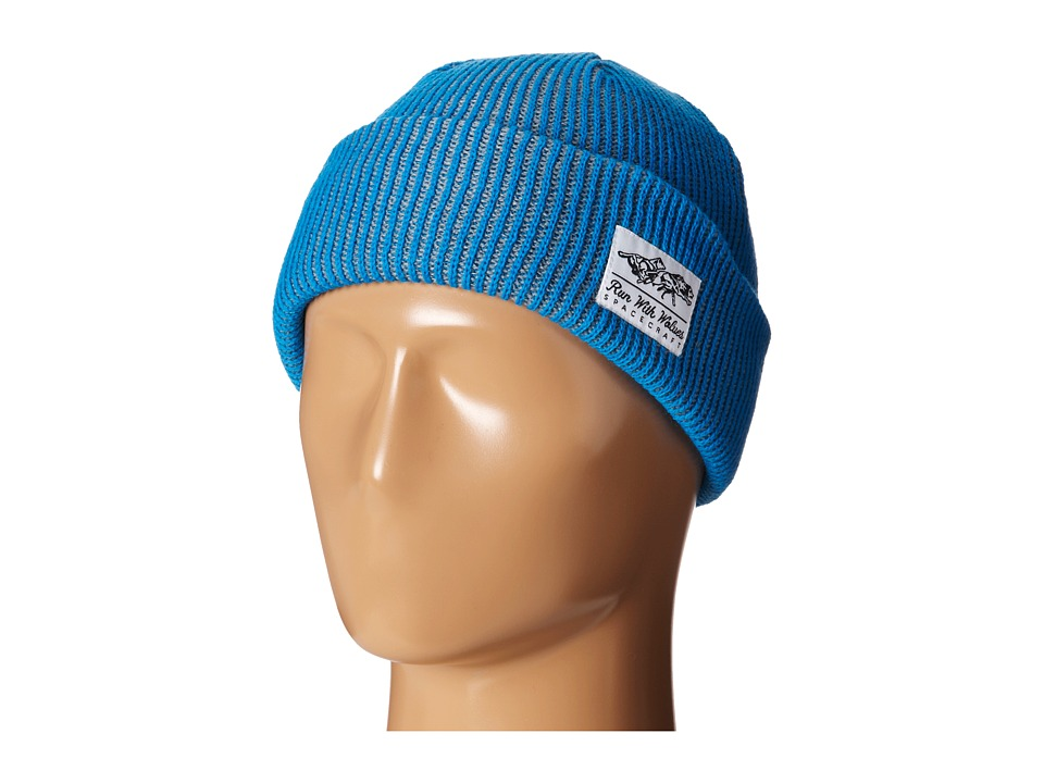 Spacecraft The Wolf Blue Beanies