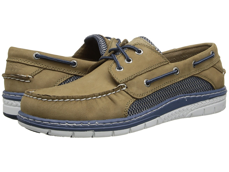 Sperry Top-Sider Billfish Ultralite 3-Eye (Taupe/Blue) Men