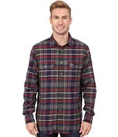 Lacoste - L/S Plaid Flannel Woven Shirt