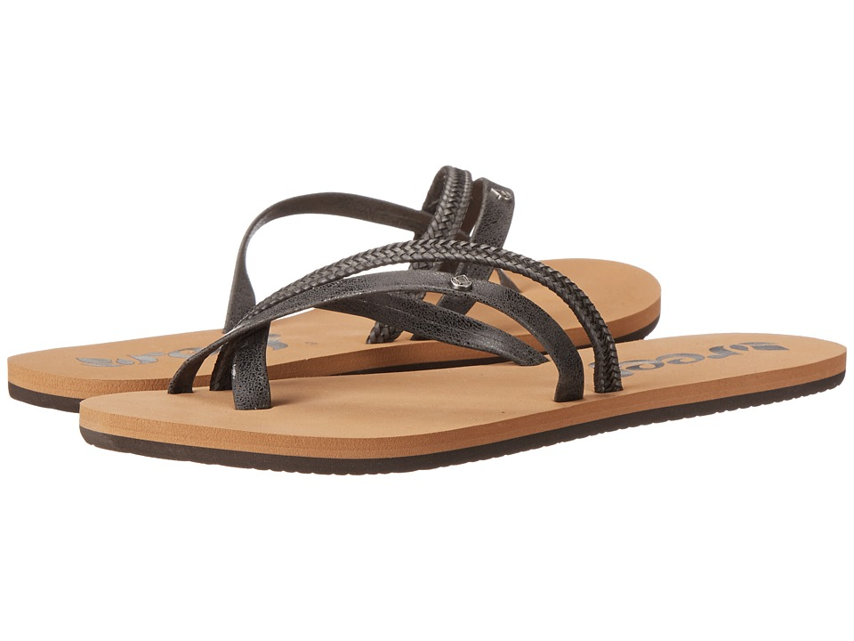 Reef - O'Contrare LX (Black) Women's Sandals
