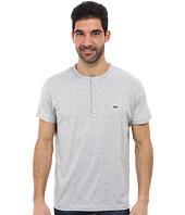 Lacoste - S/S Pima Cotton Henley T-Shirt