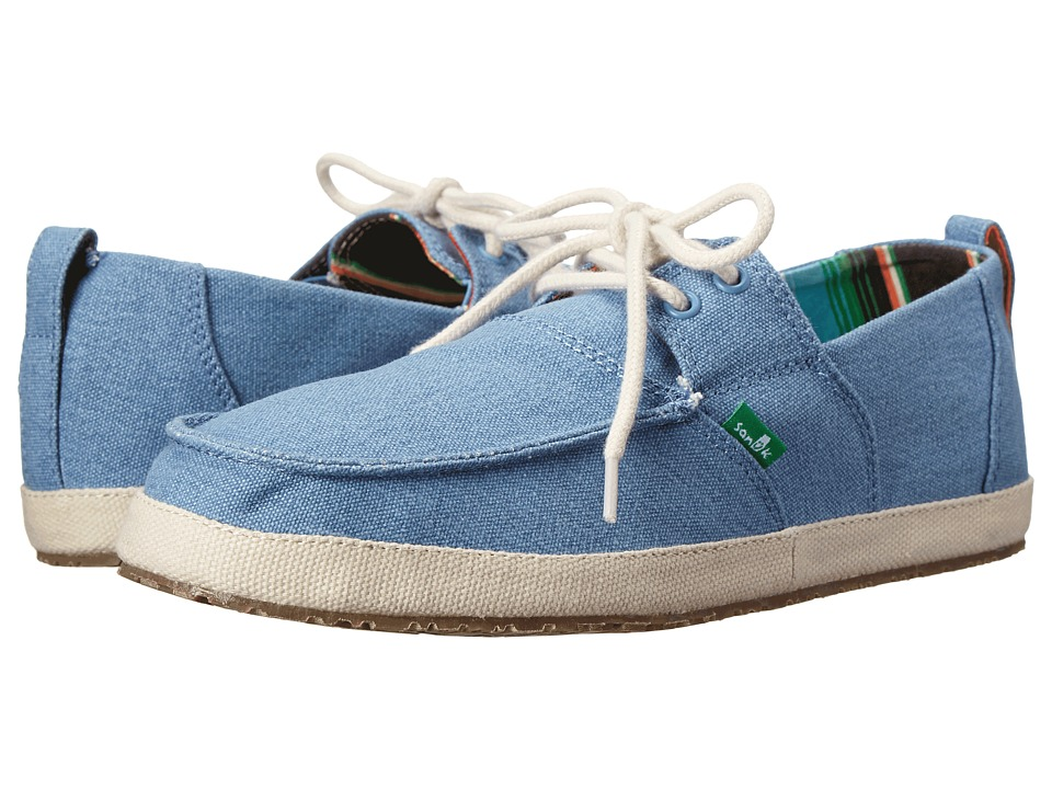 Sanuk - Admiral (Blue) Men