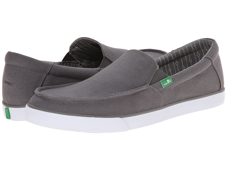 Sanuk - Sideline (Charcoal) Men
