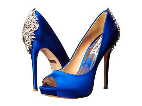 Blue Wedding Shoes - FindItforWeddings FindItforWeddings