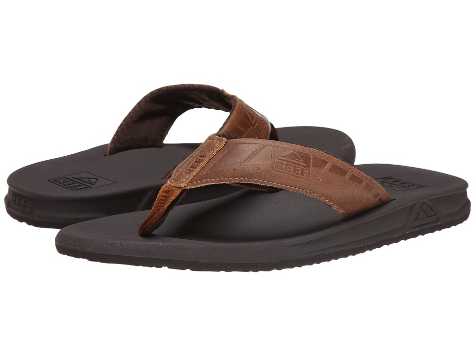 Reef - Phantom LE (Brown/Tan) Men's Sandals