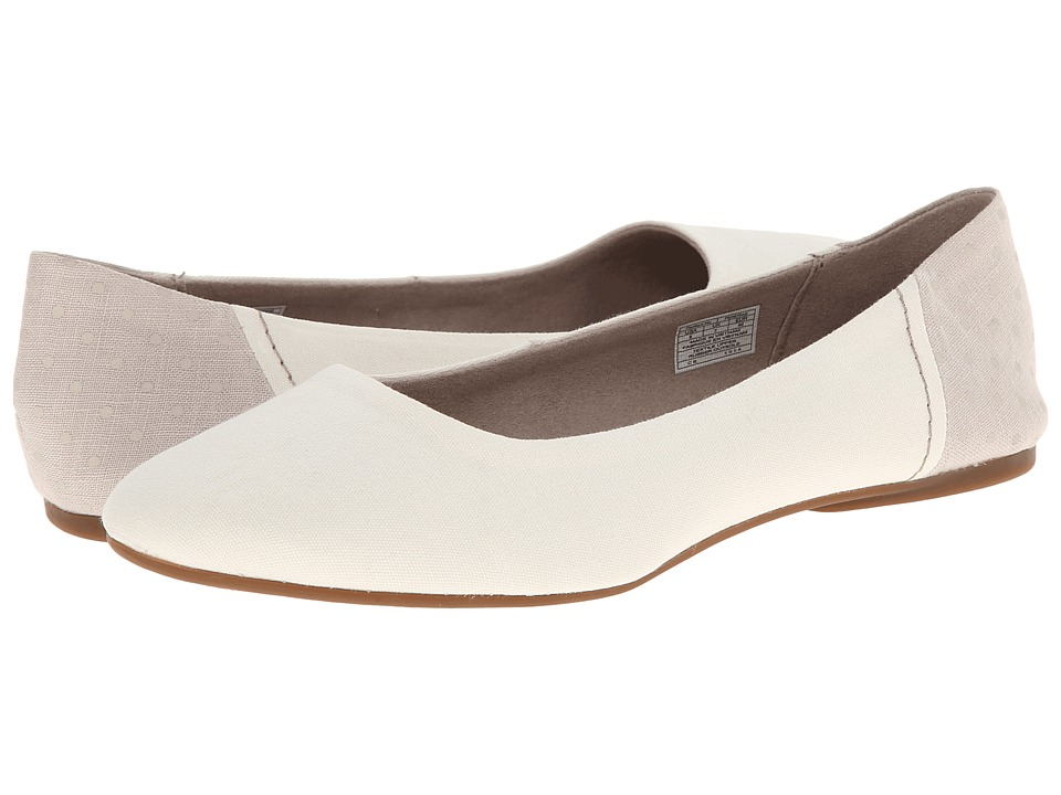 Sanuk Yoga Eve Natural Womens Flat Shoes