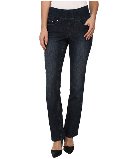 Jag Jeans Paley Pull-On Boot Short Inseam in Blue Shadow