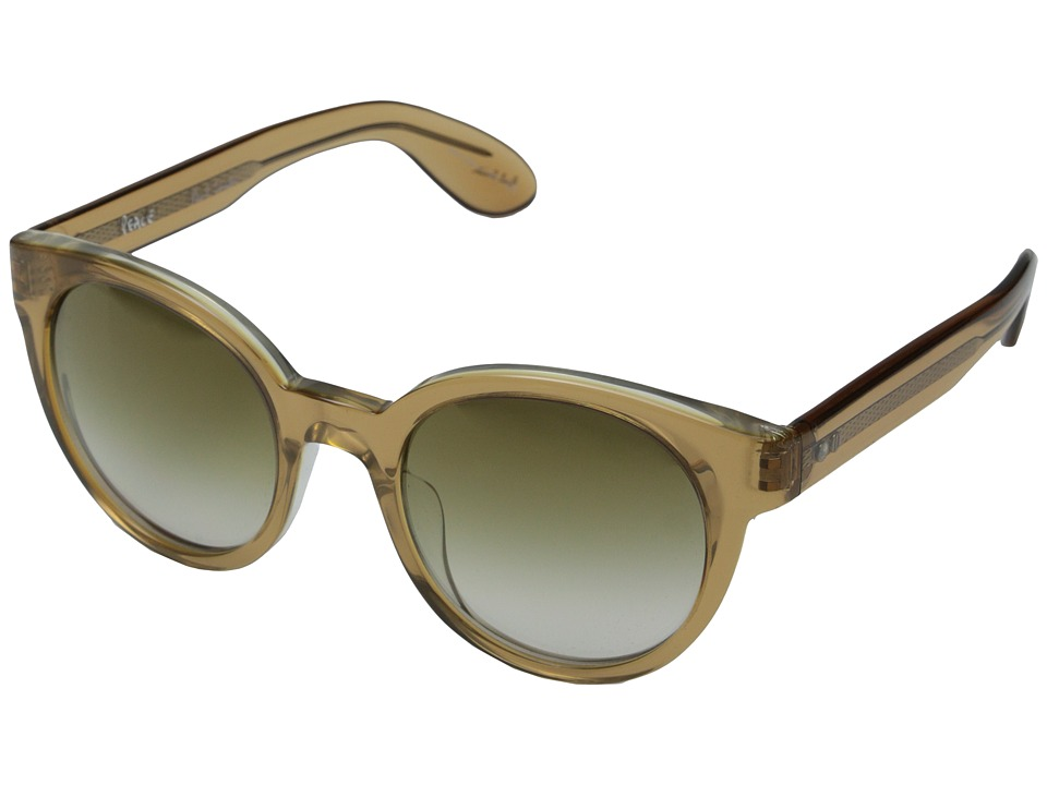 Paul Smith Palmer Size 52 Safari Crystal/Bronze Flash Mirror Fashion Sunglasses