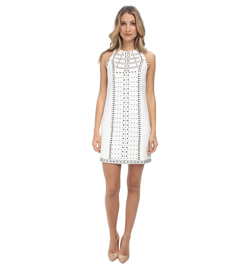 versace collection beaded shift dress 6pm