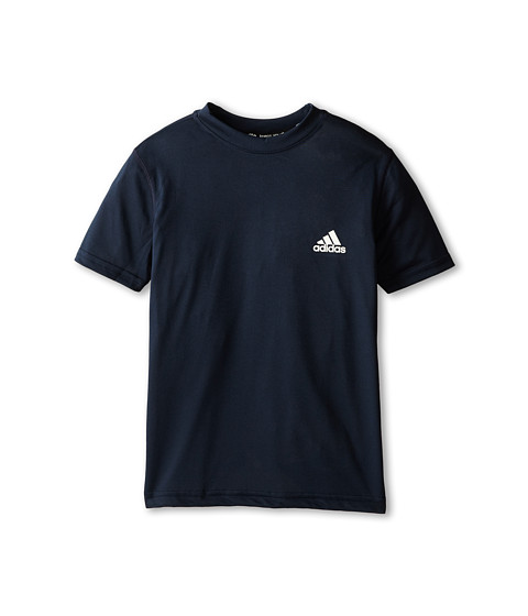 adidas Kids Climalite S/S Tee (Little Kids/Big Kids)