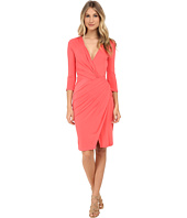Versace Collection - Jersey Wrap Dress with Cutouts