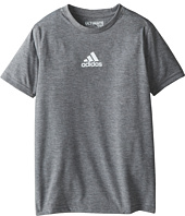 adidas Kids - Ultimate S/S Heather (Big Kids)