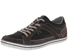 Geox U Box 9 (Low Top) (Black/Mud)