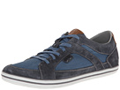 Geox U Box 10 (Low Top) (Navy/Avio)