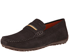 Geox Uomo Snake Mocassino 11 (Dark Coffee)