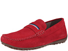 Geox Uomo Snake Mocassino 11 (Dark Red)