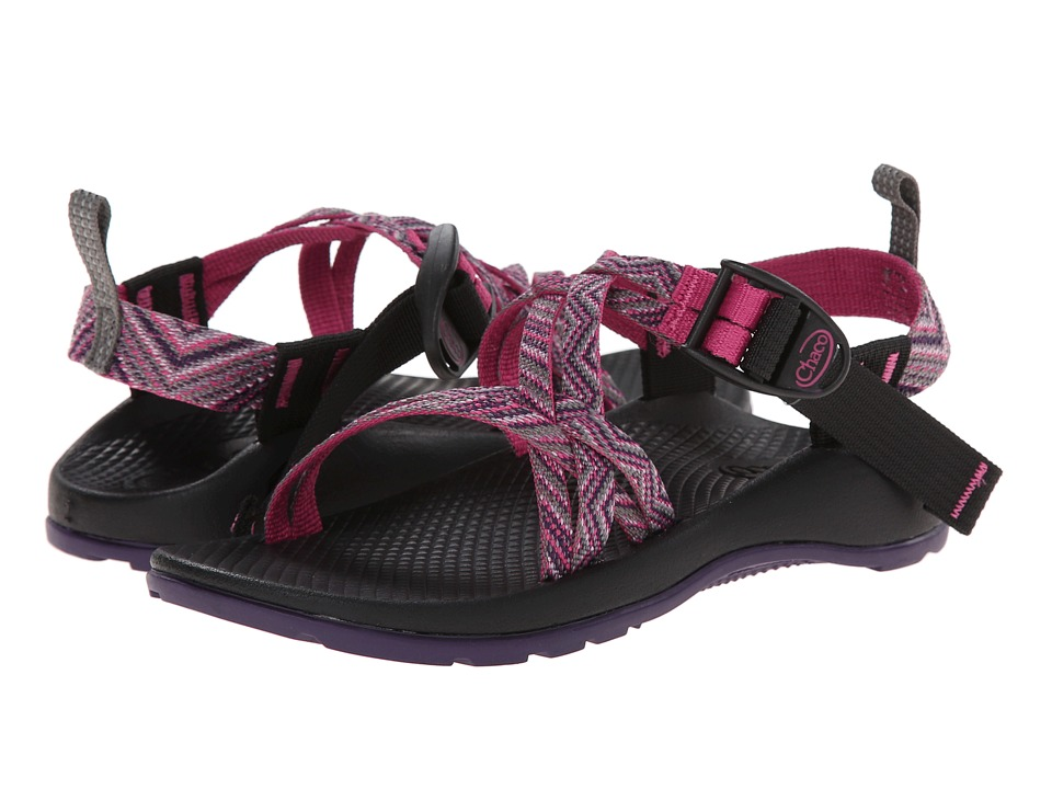 Chaco Kids - ZX/1 Ecotread (Toddler/Little Kid/Big Kid) (Faded Pink) Girls Shoes