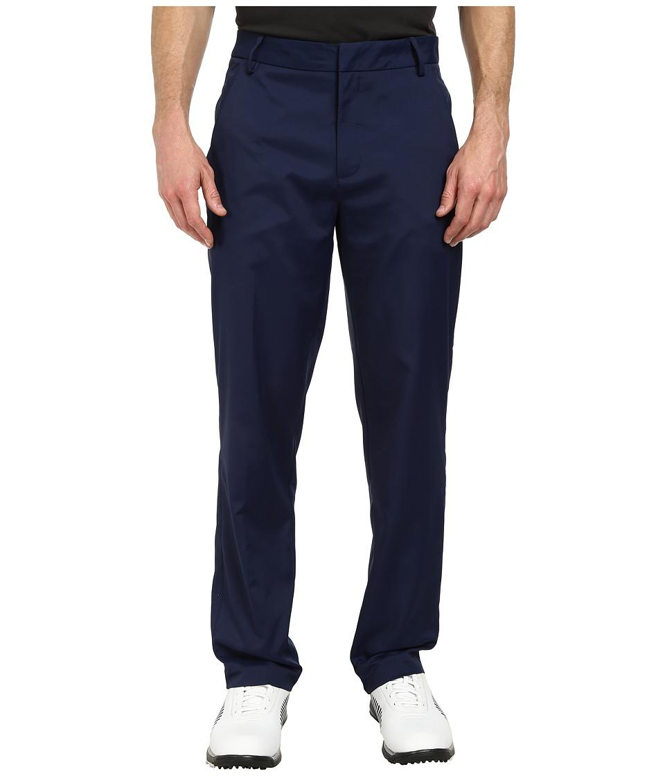 PUMA Golf Golf Tech Style Pant 16 Peacoat Mens Casual Pants