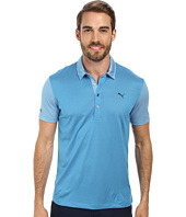 PUMA Golf - Lux Stripe Mix Polo