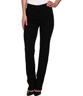 NYDJ - Marilyn Straight Sequin Tuxedo in Black Tuxedo