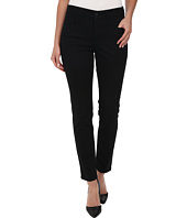 NYDJ - Clarissa Skinny Ankle Fine Line Twill in Black