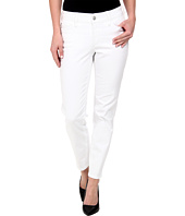 NYDJ - Clarissa Skinny Ankle Fine Line Twill in Optic White