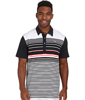 PUMA Golf - Yarn Dye Stripe Polo