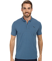 PUMA Golf - Lux Yarn Die Stripe Polo