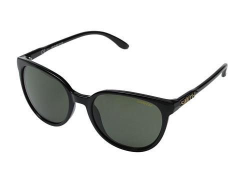Smith Optics Cheetah - Black/Polar Gray Green Carbonic TLT Lenses