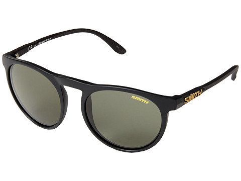 Smith Optics Marvine - Matte Black/Polar Gray Green Carbonic TLT Lenses
