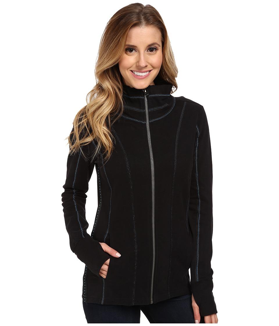 Kuhl Kember Jacket Raven Womens Sweatshirt