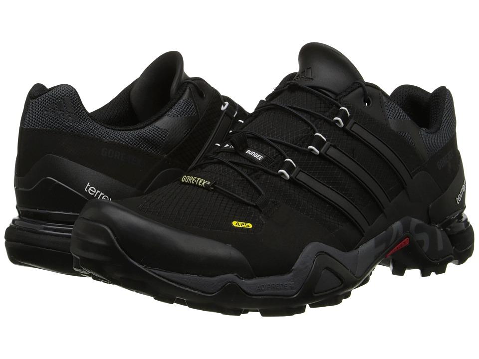 adidas Outdoor - Terrex Fast R GTX (White/Black/Black) Men