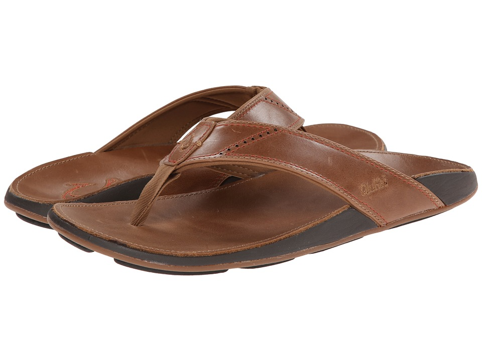 olukai sandals underpronation