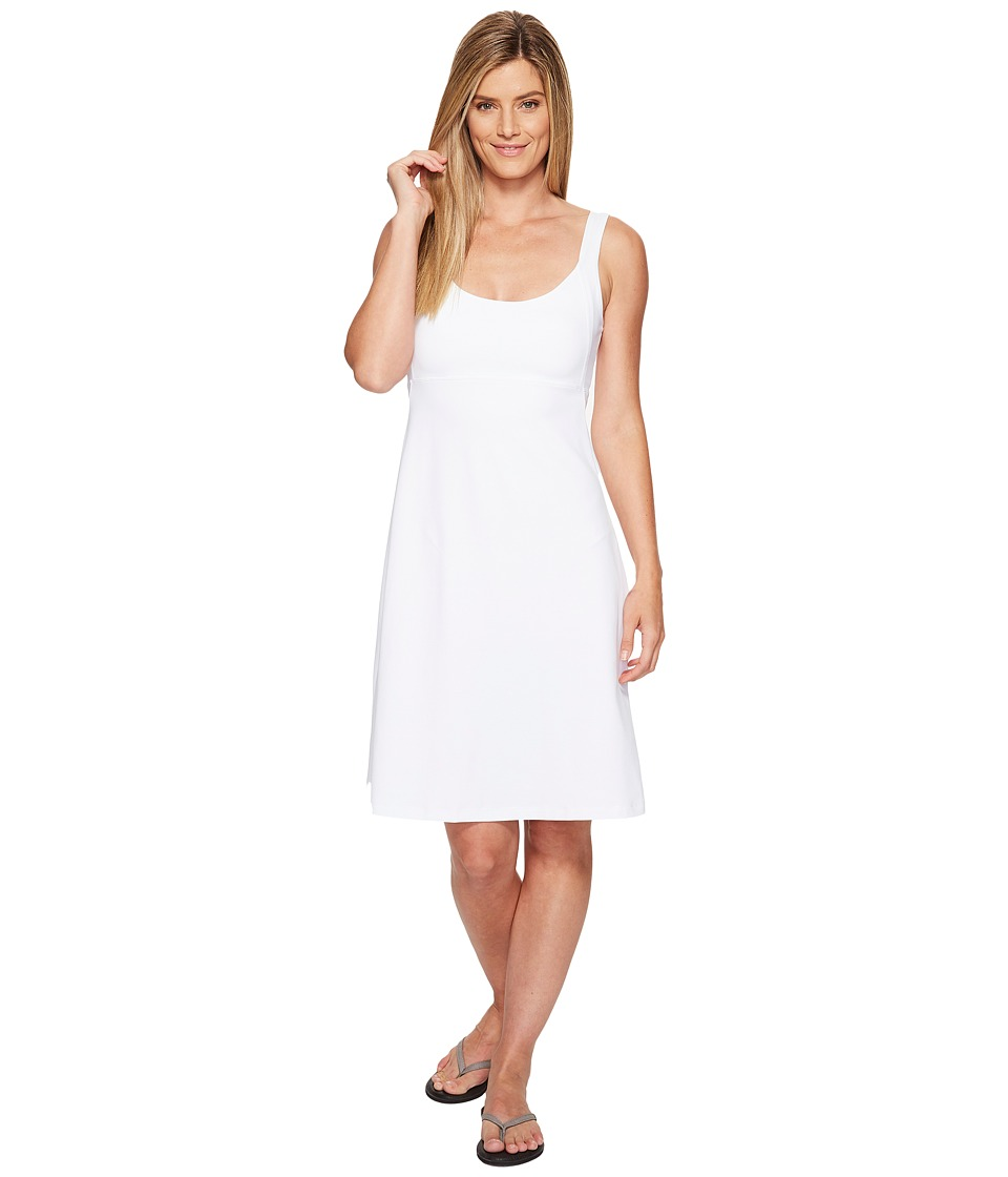 FIG Clothing Mac Dress (White) Women