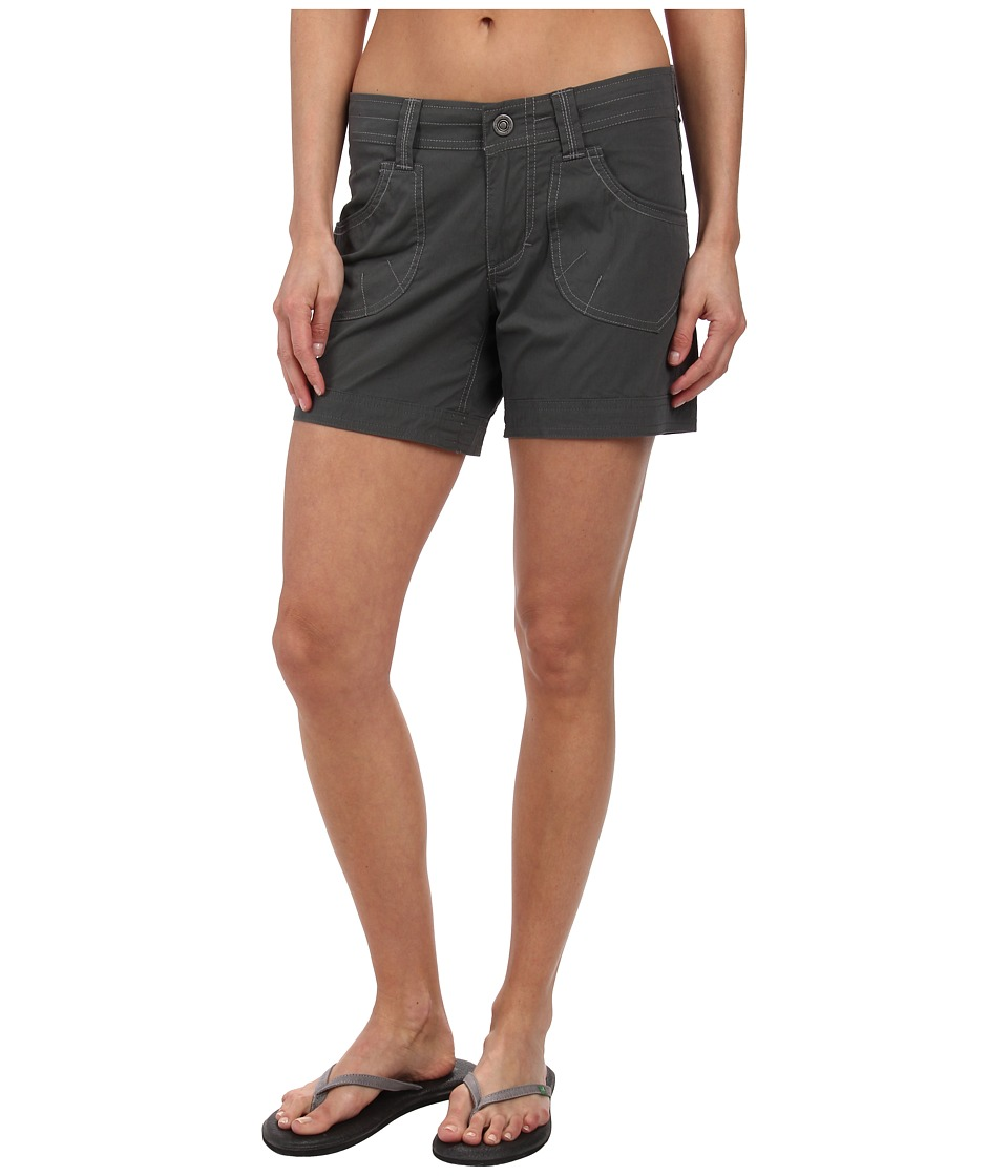 KUHL Kontratm Short 6 (Carbon) Women