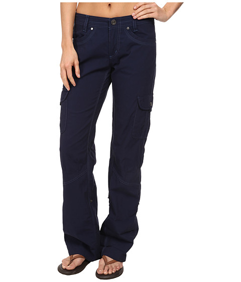 Kuhl Splash Roll-Up Pant - Indigo